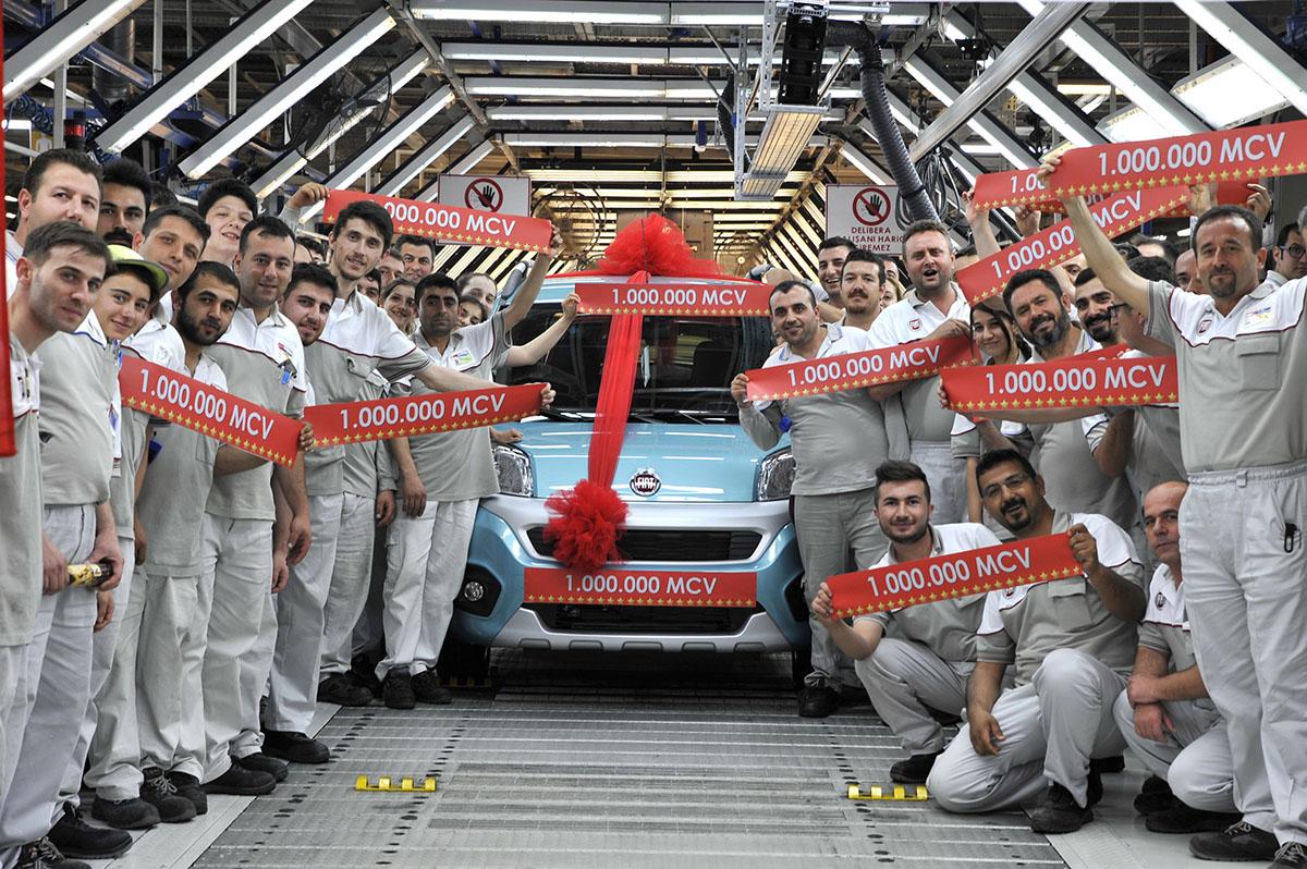Fiat Fiorino gibi milyonluk üretimlerin yatırımları için ne gerekiyor?