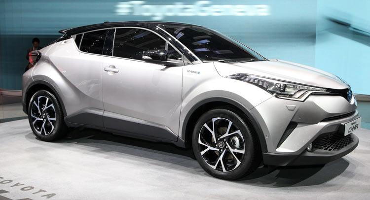 Sakarya'da üretilen Toyota CH-R