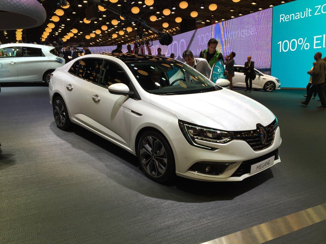 Bursalı Renault Megane Sedan