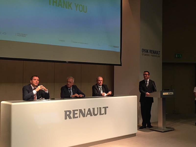 Renault yönetimi, sorularımızı yanıtladı