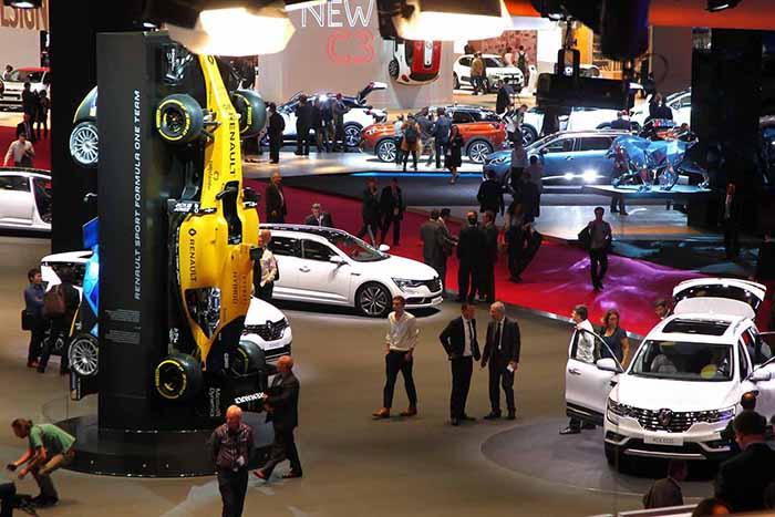 2016 Paris Otomobil Fuarı gelecekte perdelerini açmayacak mı?