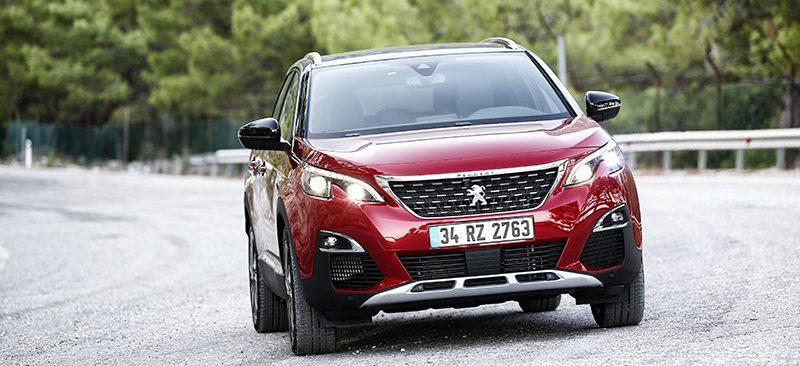 Yeni Peugeot 3008 yola çıktı
