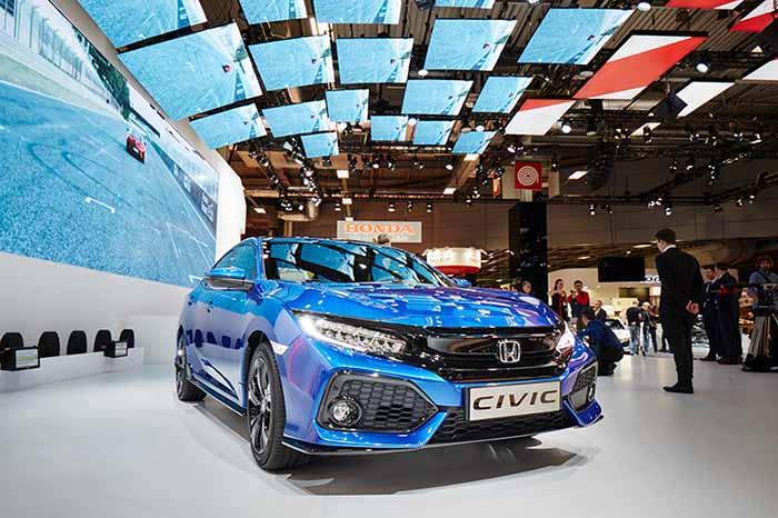 Honda Civic Sedan'da LPG seçeneği satışların ana kısmını oluşturuyor