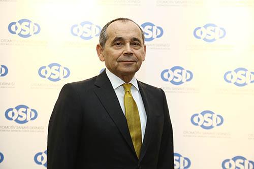 OSD Başkanı Kudret Önen, otomotivdeki gelişmeleri aktardı