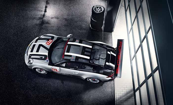 Porsche 911 GTS artık daha yakışıklı - Otoajanda.com