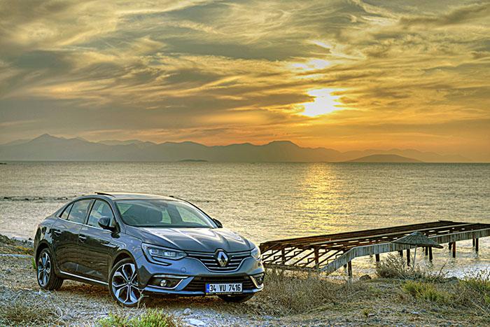 Renault Megane Sedan ile Algı ve imaj yönetimi yapacak