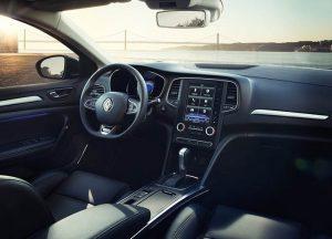 Yeni Renault Megane Sedan kabini