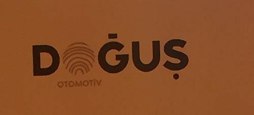 """Doğuş Otomotiv'in yeni logosunda """"O"""" harfinin parmak izi oluşu dikkat çekiyor"""