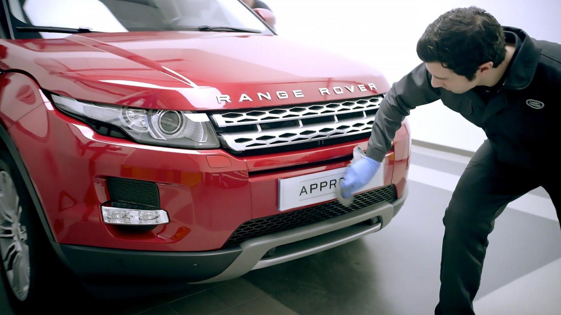 Garantili 2'inci el Jaguar ve Land Rover için Approved çözümü