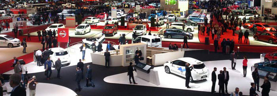 Paris Otomobil Fuarı bu yıl tartışmalara konu oluyor