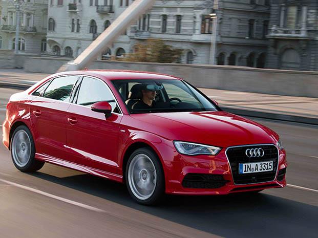 Audi A3 1.4TSI'ın fiyatı 25 bin TL aratabilir.
