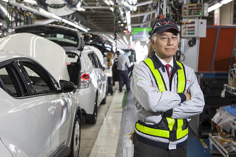 Toyota Otomotiv Sanayi Türkiye Genel Müdür ve CEO'su Hiroshi Kato