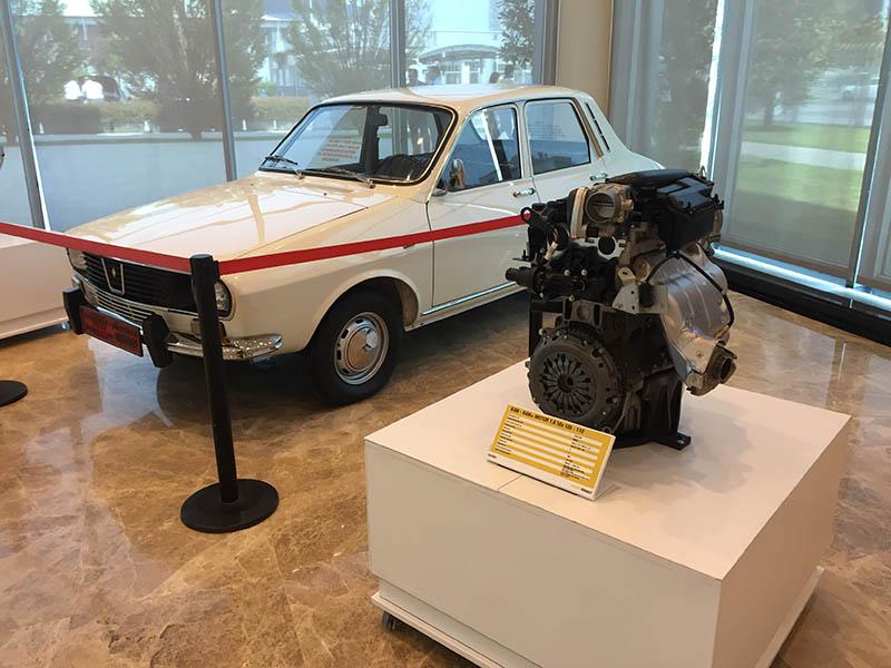 Bursa'da 1969 yılından bu yana Renault modelleri üretiliyor. Renault 12 bu modellerden biriydi.