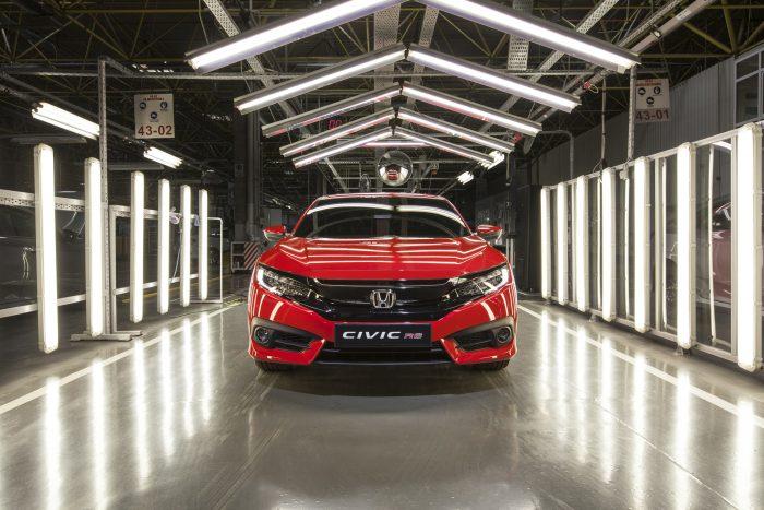 Honda Civic Sedana Güçlü Rs Versiyon Fiyatı Sürüş Izlenimi