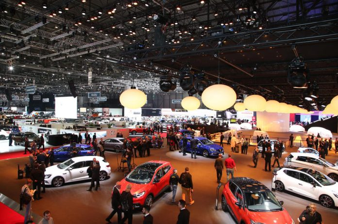 Cenevre OtomobilFuarına-Katarlı ortak