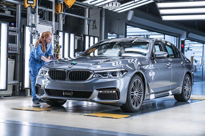 BMW, MINI ve Rolls-Royce