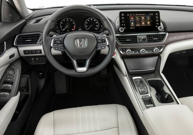 Honda-Accord-göstergeleri