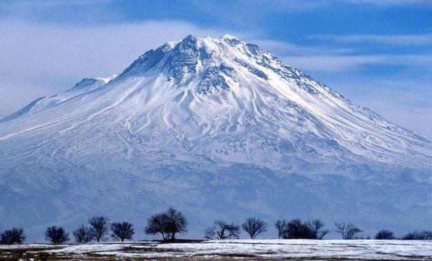 Aksarayda Hasan Dağı Nı Fuji Ye Benzetip Kendilerini