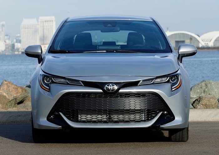 2019 Toyota Corolla Kamuflajdan 231 ıktı Ilk Kez Kendini