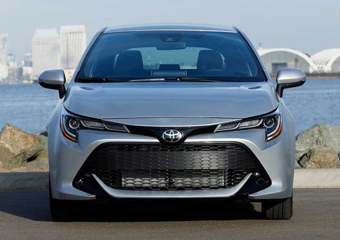 2019 Toyota Corolla Kamuflajdan Cikti Ilk Kez Kendini Gosterdi
