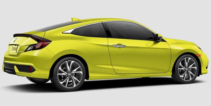 Türkiyeye Gelmeyen Otomobiller 2 Honda Civic X Coupe Ve Wagon