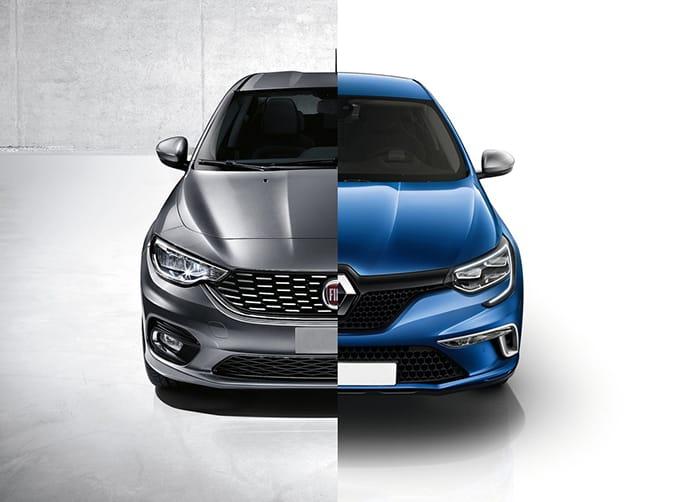 Renault Fiat ortaklığı