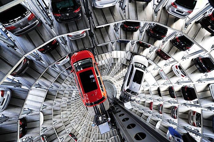 Ford Focus üretimi