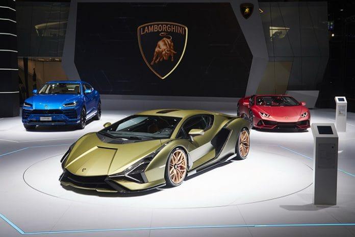 Satılık Lamborghini fiyatı