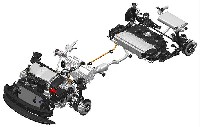 Elektrikli araç altyapısı