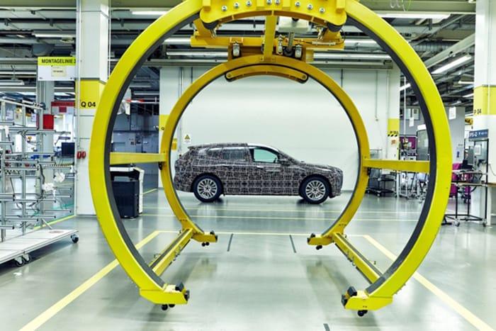 Elektrikli araç üretimi