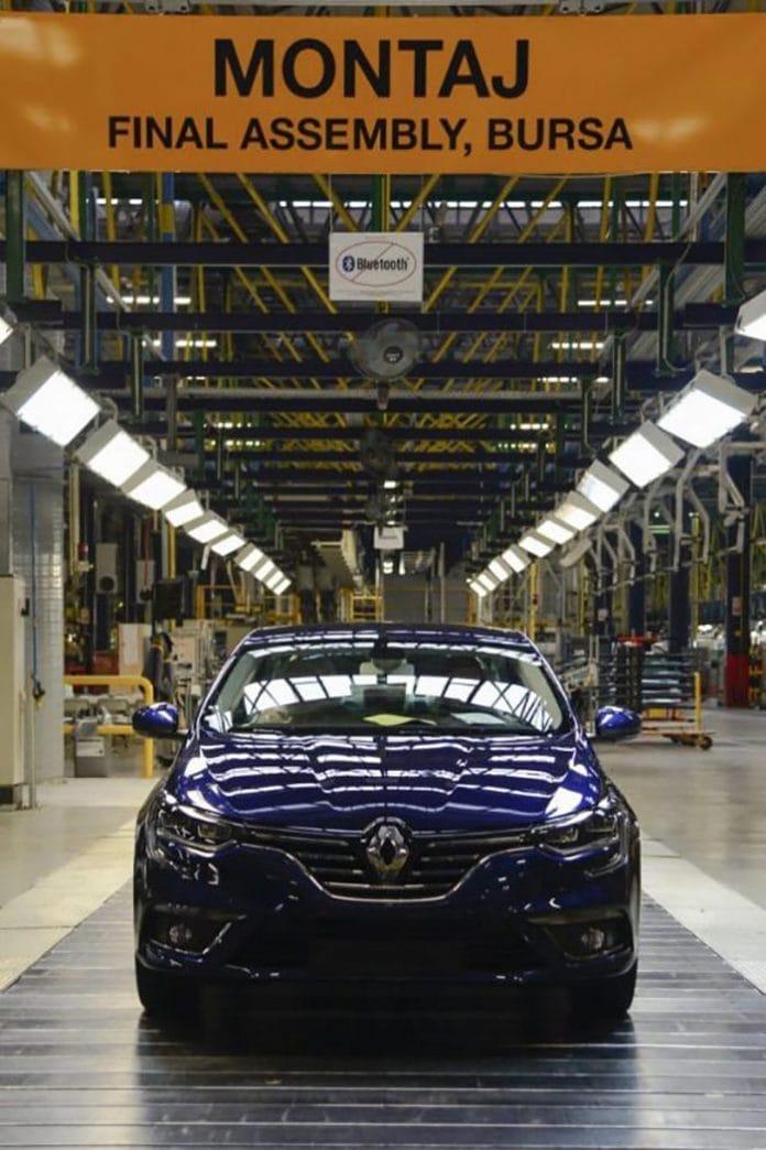 Türkiye otomobil üretimi Oyak Renault molası ile karşı karşıya