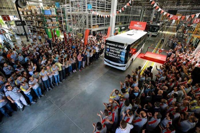Türkiye-otomotiv-sektörü-ağus-2021-üretimi-belli-oldu