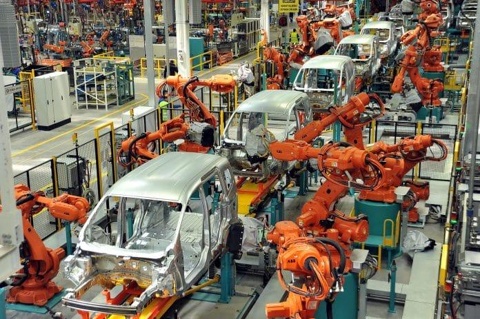 Türkiye otomotiv üretimi 2021 1. çeyrek