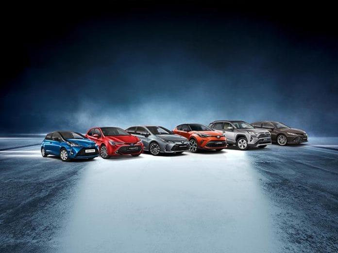 Toyota modelleri
