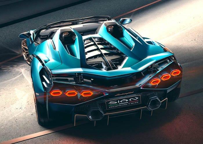 Satılık Lamborghini