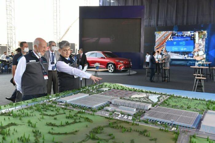 Yerli otomobil TOGG fabrikası inşaatı 18 ayda tamamlanacak | Otoajanda