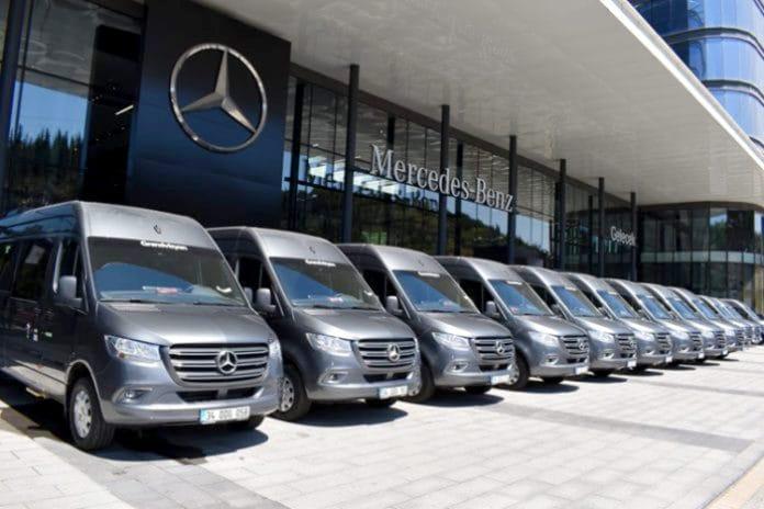 Mercedes Sprinter kampanyası