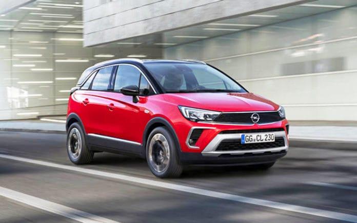 Yeni Opel Crossland 2021 model