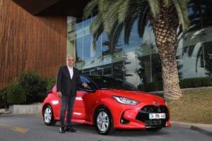Ali-Haydar-Bozkurt-Toyota-CEO-ÖTV-düzenlemesi