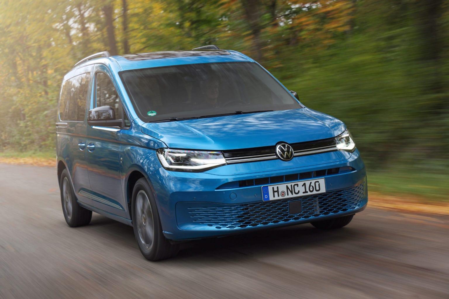 Yeni Volkswagen Caddy 2021 Türkiye'ye adım attı | Sayfa 9 ...