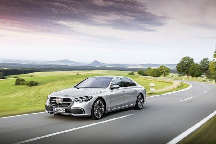 Mercedes Benz yeni S serisi