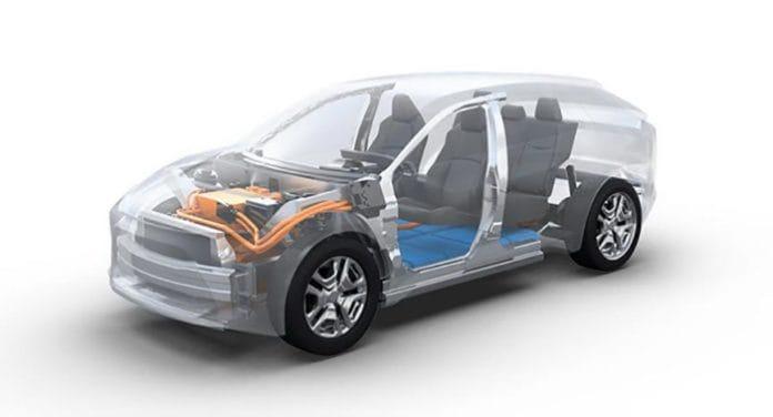 Subaru Elektrikli SUV 2022