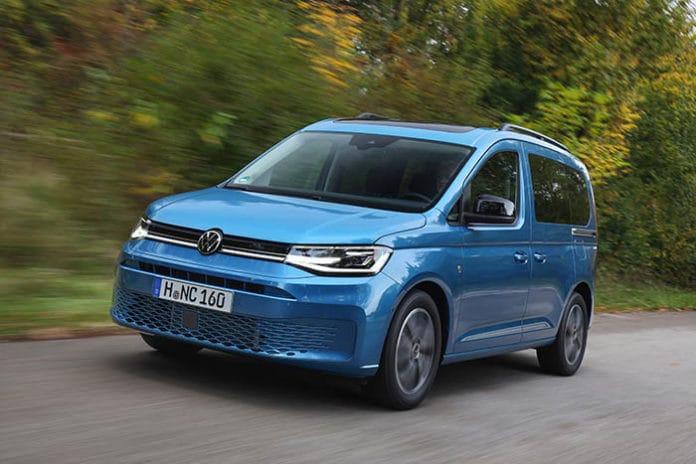 Yeni Volkswagen Caddy 2021