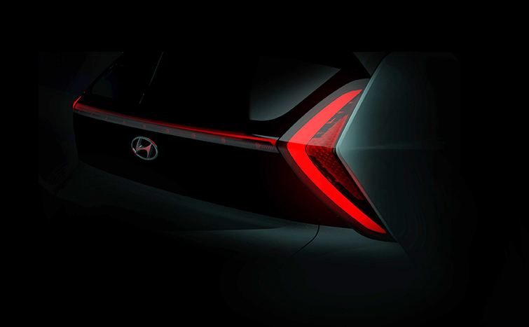 Hyundai Bayon arka farlar