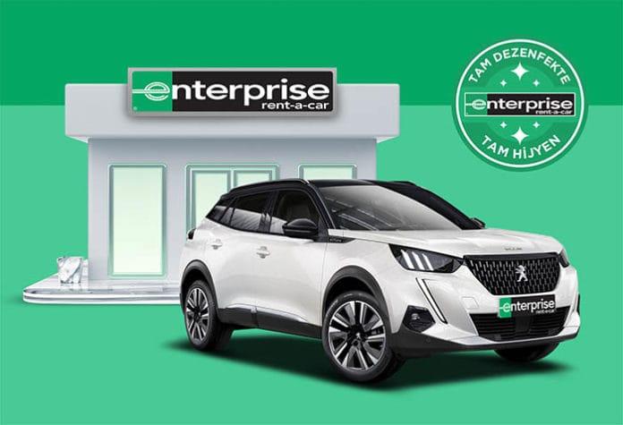 Enterprise Türkiye yeni araç kiralama
