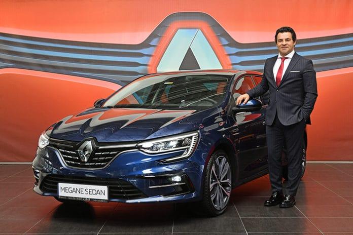 Renault Mais Genel Müdürü Berk Çağdaş-