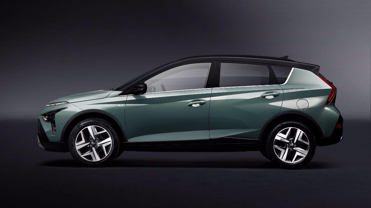 Hyundai Bayon yan tasarım