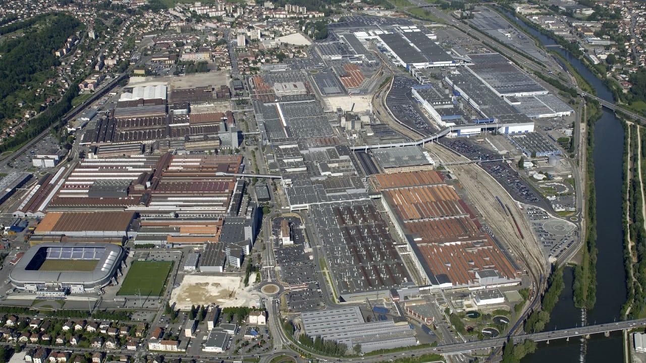 peugeot 308 3008 5008 üretimi fabrikası
