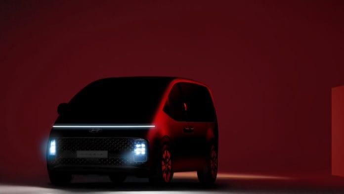 Hyundai Staria MPV konsepti