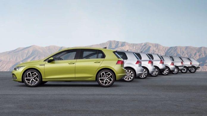 Volkswagen Golf tarihi